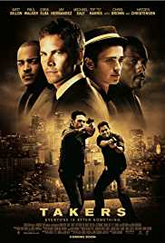 Takers (2010) (BluRay) - Hollywood Movies Hindi Dubbed
