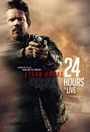 24 Hours to Live (2017) (BluRay) - New Hollywood Dubbed Movies